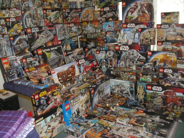 lego star wars collection 2007